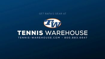 Tennis Warehouse TV Spot, 'Rafael Nadal's 2017 Roland Garros Gear' - Thumbnail 7
