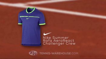 Tennis Warehouse TV Spot, 'Rafael Nadal's 2017 Roland Garros Gear' - Thumbnail 2