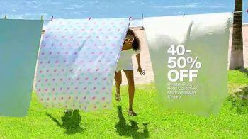 Macy's Summer Sale TV Spot, 'Shoes for Her' Song by Katrina & The Waves - Thumbnail 8