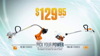 STIHL TV Spot, 'Father's Day: Pick Your Power' - Thumbnail 5
