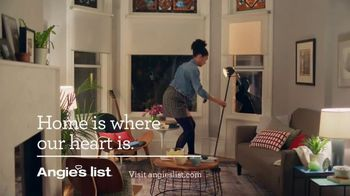 Angie's List TV Spot, 'Like Nobody's Watching' - Thumbnail 10