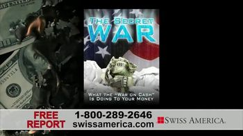 Swiss America TV Spot, 'The Secret War' Featuring Pat Boone - Thumbnail 10