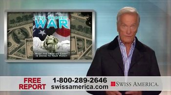 Swiss America TV Spot, 'The Secret War' Featuring Pat Boone - Thumbnail 7