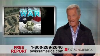 Swiss America TV Spot, 'The Secret War' Featuring Pat Boone - Thumbnail 9