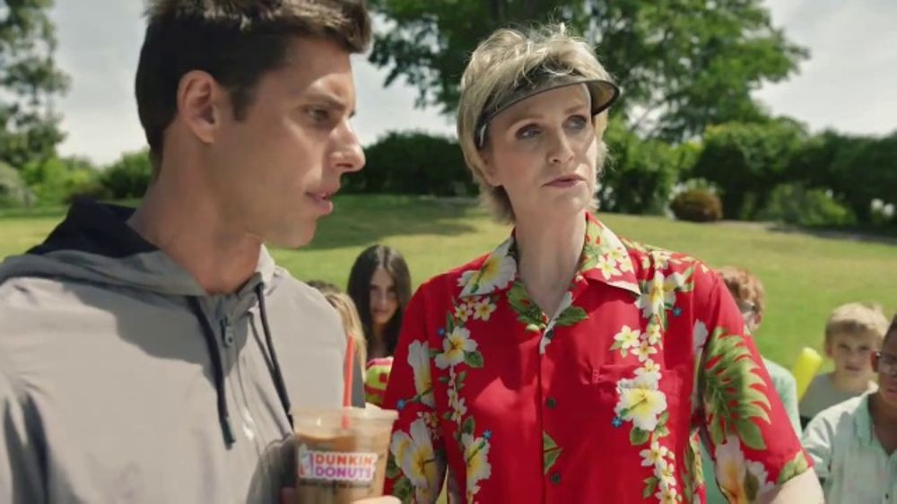 Mastercard MasterPass TV Commercial, 'Late Lifeguard' Featuring Jane Lynch