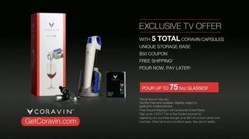 Coravin TV Spot, 'Savor a Glass, Preserve the Bottle' - Thumbnail 8