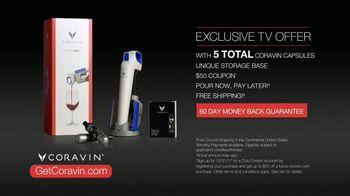 Coravin TV Spot, 'Savor a Glass, Preserve the Bottle' - Thumbnail 4