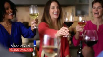 Coravin TV Spot, 'Savor a Glass, Preserve the Bottle' - Thumbnail 6