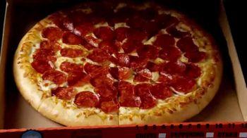 Little Caesars EXTRAMOSTBESTEST Pizza TV Spot, 'Entrégate' [Spanish] - Thumbnail 2