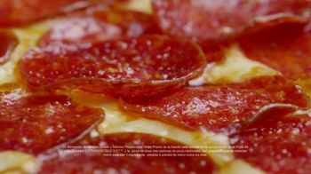 Little Caesars EXTRAMOSTBESTEST Pizza TV Spot, 'Entrégate' [Spanish] - Thumbnail 3
