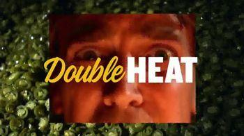 Carl's Jr. Jalapeño Double Cheeseburger TV Spot, 'Double Meat, Double Heat' - Thumbnail 5