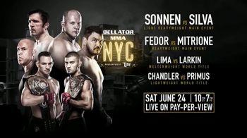 Bellator NYC TV Spot, 'Sonnen vs. Silva' - Thumbnail 9