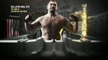 Bellator NYC TV Spot, 'Sonnen vs. Silva' - Thumbnail 6