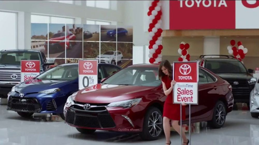 Toyota Time Sales Event Tv Commercial Sienna Or