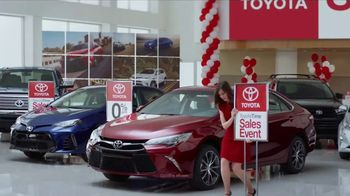 Toyota Time Sales Event TV Spot, 'Sienna or Highlander' [T2] - Thumbnail 2