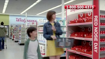 Walgreens Red Nose Day TV Spot, 'Magic Red Nose' - Thumbnail 1
