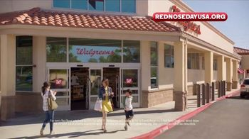 Walgreens Red Nose Day TV Spot, 'Magic Red Nose' - Thumbnail 10