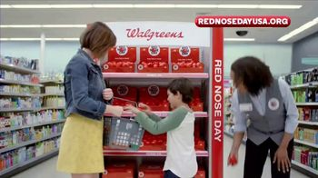 Walgreens Red Nose Day TV Spot, 'Magic Red Nose'