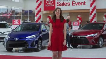 Toyota Time Sales Event TV Spot, 'Final Days: 2017 RAV4' [T2] - 2 commercial airings