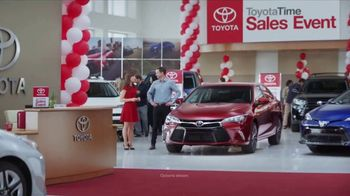 Toyota Time Sales Event TV Spot, 'NASCAR: Camry Cash' Feat. Denny Hamlin [T2] - Thumbnail 1