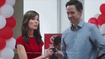 Toyota Time Sales Event TV Spot, 'NASCAR: Camry Cash' Feat. Denny Hamlin [T2] - Thumbnail 2