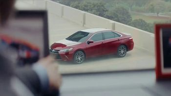 Toyota Time Sales Event TV Spot, 'NASCAR: Camry Cash' Feat. Denny Hamlin [T2]