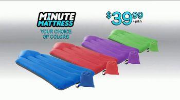 Minute Mattress TV Spot, 'Miracle Air Mattress' - Thumbnail 10