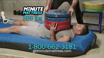 Minute Mattress TV Spot, 'Miracle Air Mattress' - Thumbnail 6