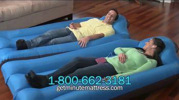 Minute Mattress TV Spot, 'Miracle Air Mattress' - Thumbnail 7