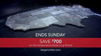 Sleep Number i8 Mattress TV Spot, 'Firmness' - Thumbnail 10