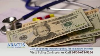 Abacus Life Services TV Spot, 'Financial Stress' - Thumbnail 3