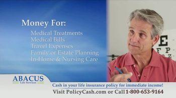 Abacus Life Services TV Spot, 'Financial Stress' - Thumbnail 6