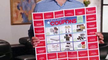 Rooms to Go Memorial Day Sale TV Spot, 'Bonus Saving Coupons' - Thumbnail 2