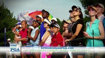 2017 KPMG Women's PGA Championship TV Spot, 'Olympia Fields Country Club'
