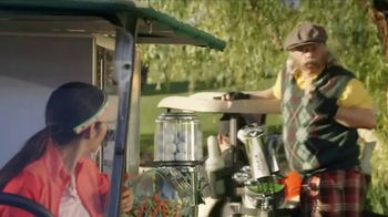 GEICO TV Spot, 'Dougal Meets a Cart Girl' Featuring Daniel Berger - Thumbnail 10