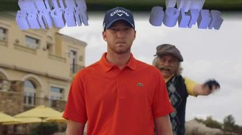 GEICO TV Spot, 'Dougal Meets a Cart Girl' Featuring Daniel Berger - Thumbnail 2