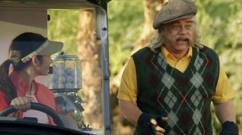 GEICO TV Spot, 'Dougal Meets a Cart Girl' Featuring Daniel Berger - Thumbnail 5