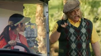 GEICO TV Spot, 'Dougal Meets a Cart Girl' Featuring Daniel Berger - Thumbnail 6