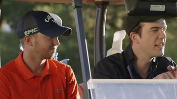 GEICO TV Spot, 'Dougal Meets a Cart Girl' Featuring Daniel Berger - Thumbnail 7