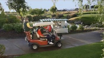 GEICO TV Spot, 'Dougal Meets a Cart Girl' Featuring Daniel Berger - Thumbnail 9