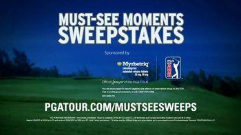 PGA TOUR Must-See Moments Sweepstakes TV Spot, 'Hawaii' - Thumbnail 8