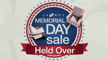 La-Z-Boy Memorial Day Sale TV Spot, 'Power and Leather' - Thumbnail 1