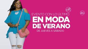 JCPenney Evento Con lo Último en Moda de Verano TV Spot, 'Blusas' [Spanish] - Thumbnail 3