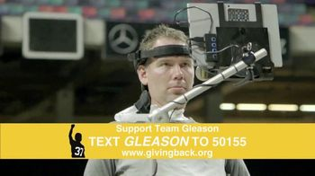 Team Gleason TV Spot, 'Technology Is the Cure' Featuring Steve Gleason - Thumbnail 9