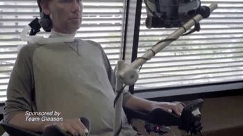 Team Gleason TV Spot, 'Technology Is the Cure' Featuring Steve Gleason - Thumbnail 1