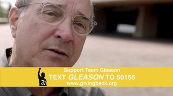 Team Gleason TV Spot, 'Technology Is the Cure' Featuring Steve Gleason - Thumbnail 6