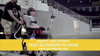 Team Gleason TV Spot, 'Technology Is the Cure' Featuring Steve Gleason - Thumbnail 7