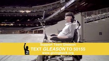 Team Gleason TV Spot, 'Technology Is the Cure' Featuring Steve Gleason - Thumbnail 8