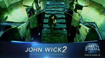DIRECTV Cinema TV Spot, 'John Wick 2' - Thumbnail 1