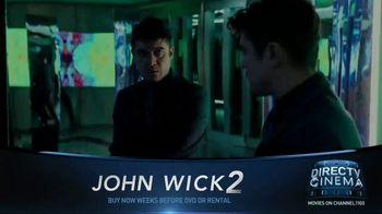 DIRECTV Cinema TV Spot, 'John Wick 2' - Thumbnail 2